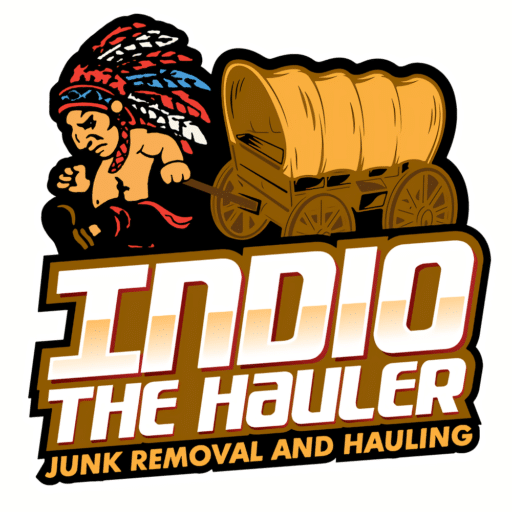 Junk Removal in Tampa | Indio The Hauler